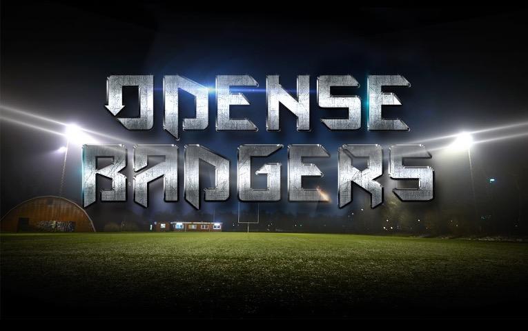 Odense Badgers siden august 2017 Amerikansk fodbold